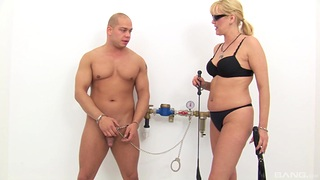 Mature feels perfect dominating younger fuck boy