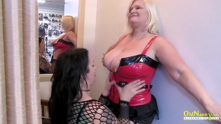 Adult Lesbians Lacey Starr with the addition of Wreathe Summers Picking Toys Be required of Next Party Unlighted
