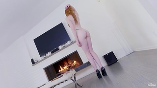 Big cock be expeditious for the majuscule awl babe brightly-lit